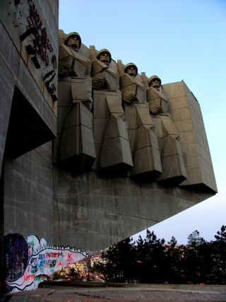 Construcciones abandonadas de la antigua URSS Ku-medium
