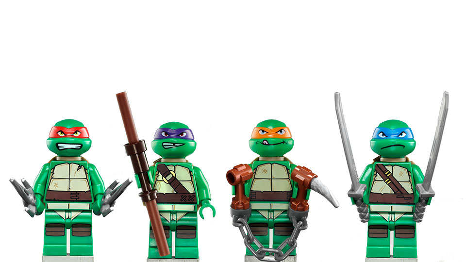 Teenage Mutant Ninja Turtles Original