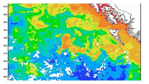 A massive and Illegal Geoengineering Project has been Detected off  Canadas West Coast Medium