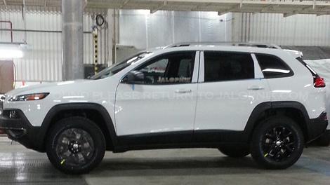New Cherokee....thoughts? Ku-large