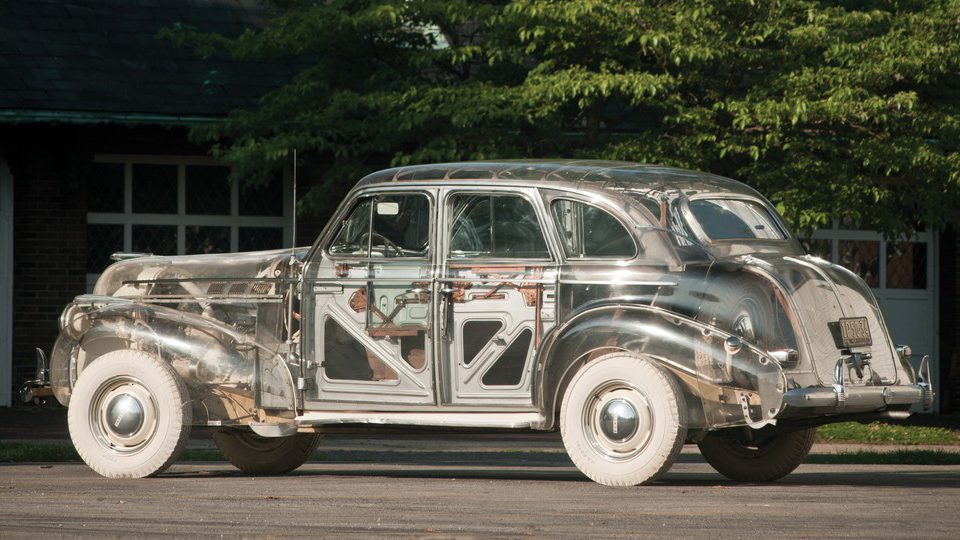 Automobiles you don't see everyday... - Page 4 Original