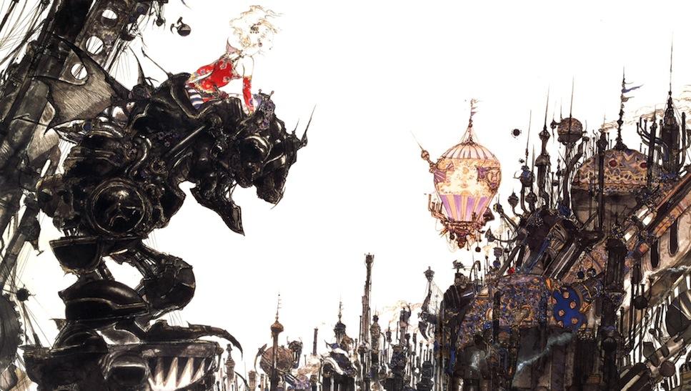 Final Fantasy VI cet automne sur iOS et Android, FFVII ensuite ? Original