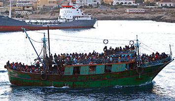 Остановить палестинскую агрессию! - Страница 4 Lampedusa