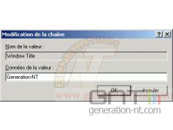 Modifier le nom de la barre de titre d' Internet Explorer 00043186