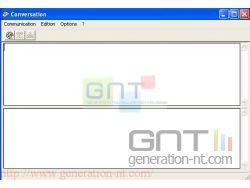 Winchat : messagerie instantanée pour réseau local intégrée 00067917