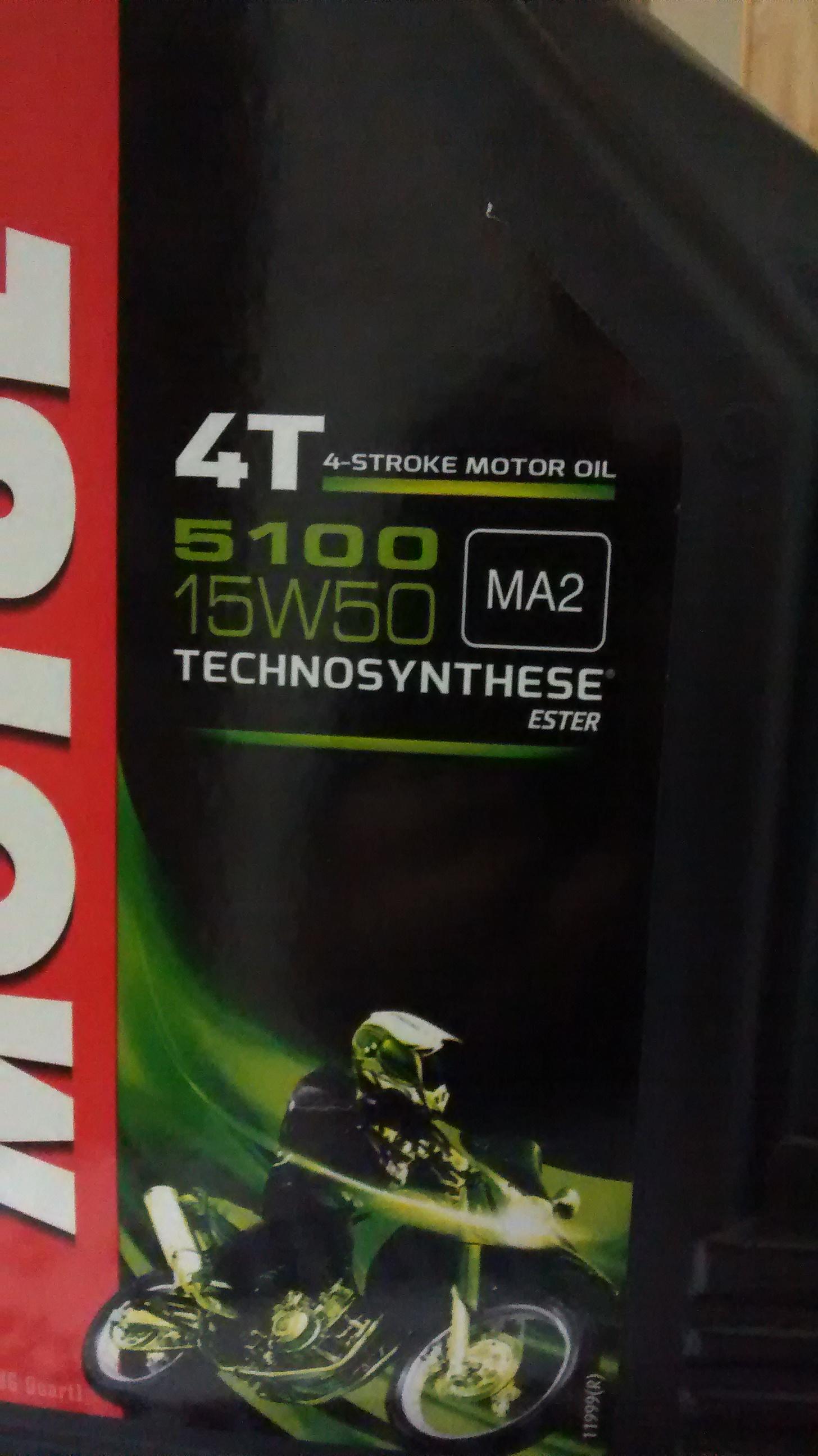 Misturar dois óleos motul 5100 15w50 MA e MA2 2122e4c9d508bd078d5f7bfbed2bb6389d4de586