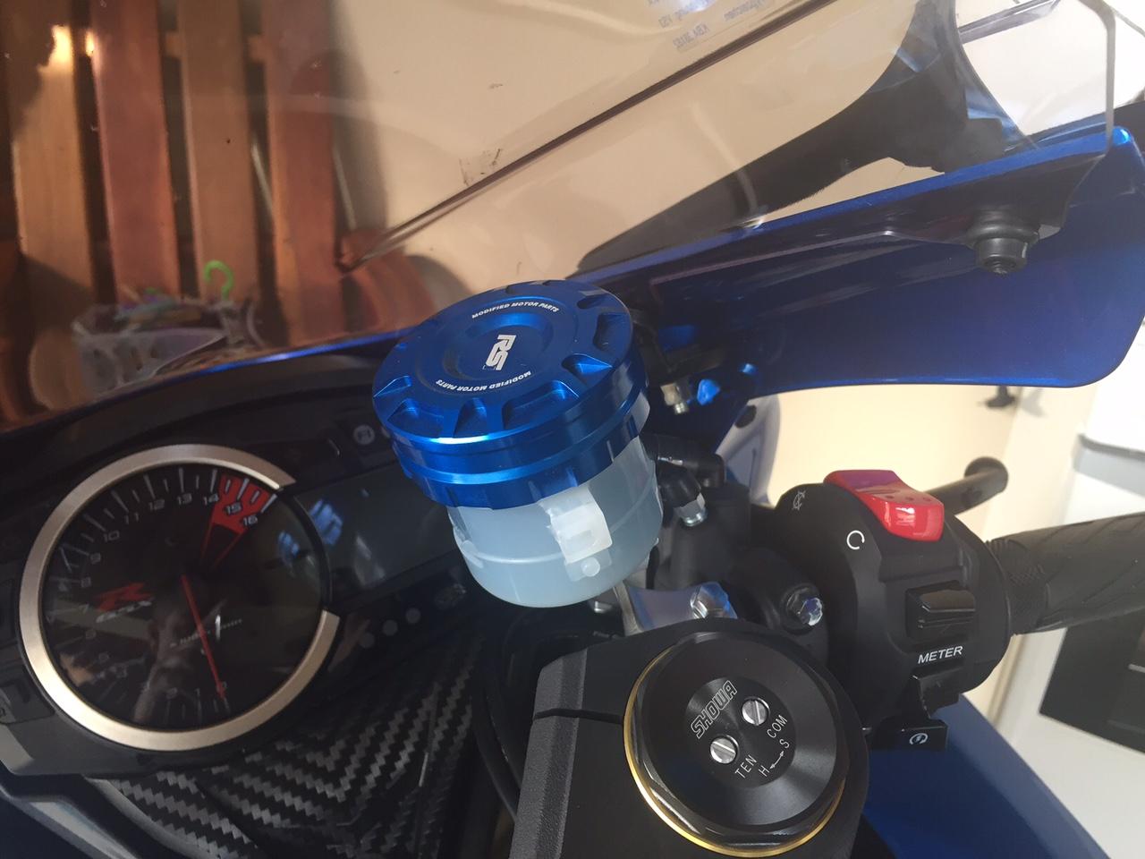 Falae Galera!!! Mais uma Srad 750 Azul MotoGP na área 523bb97c9f3092926962eb7fae6a1fa1cade8e7b