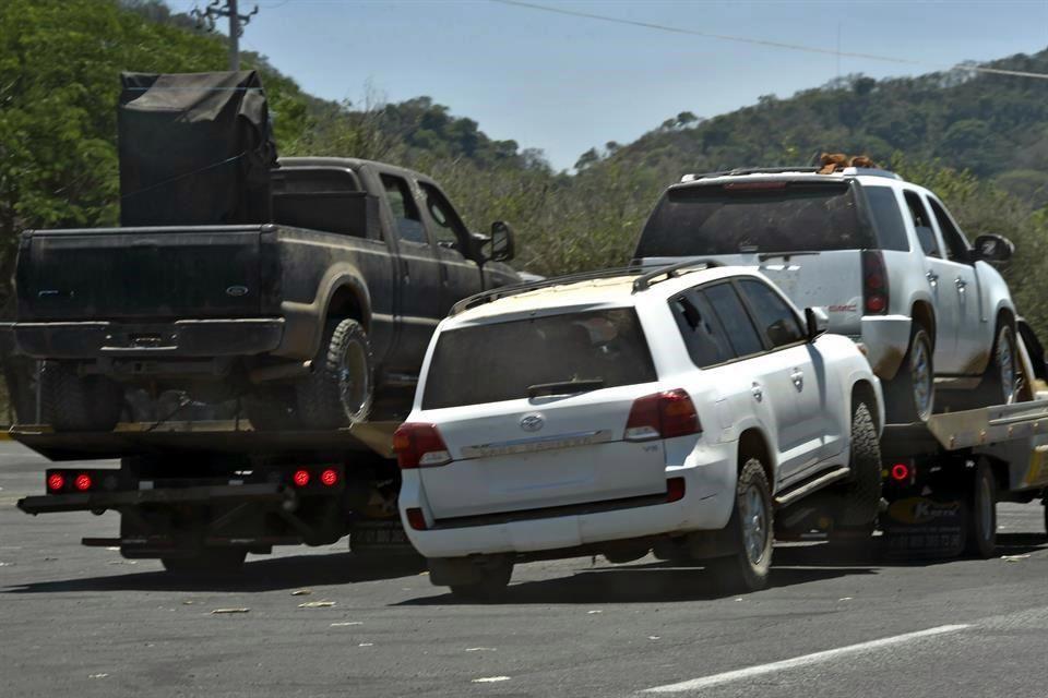 """""""La Caída del Cougar Gris"""" Derriban helicóptero de la FAM; 09 militares muertos y 07 heridos - Página 2 2095230"""