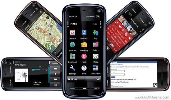 vendo Nokia 5800 Xpress Music Nokia-5800-xpressmusic-1