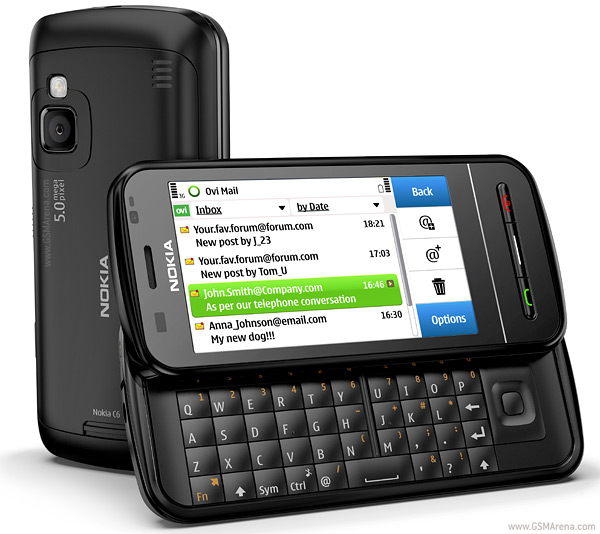 Najave mobitela i link - Page 7 Nokia-c6-black
