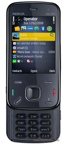 Najave mobitela i link Nokia-n86-00