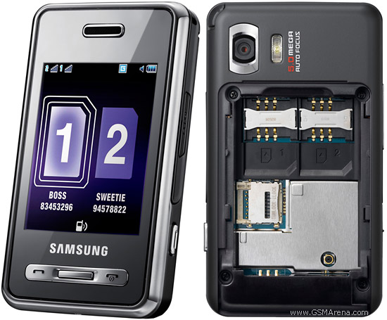 سامسونج تطرح D980 Samsung-d980-3