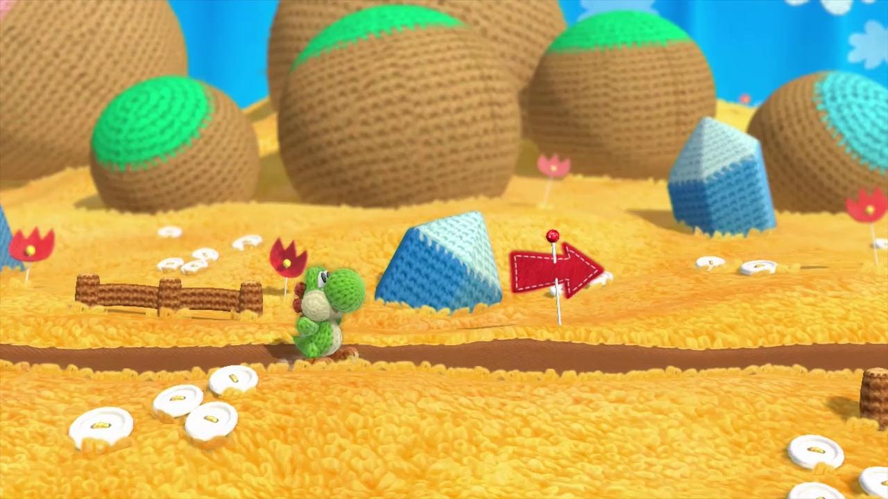 [TROCO] Yoshi's Woolly World 06181635367752