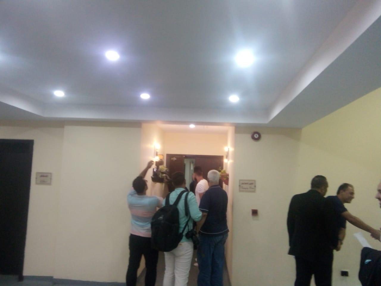 الشناوي يساند بيراميدز وأفشة يزور غرفة إنبي 56134-WhatsApp-Image-2018-08-03-at-8.12.09-PM
