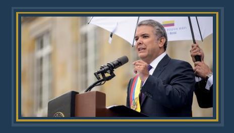 رئيس كولومبيا يعلن مقتل زعيم بارز للمتمردين فى عملية لقوات الجيش  479117