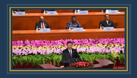 صحيفة الشعب اليومية: الفوز المشترك إيقاع التعاون الصينى الإفريقى  489429