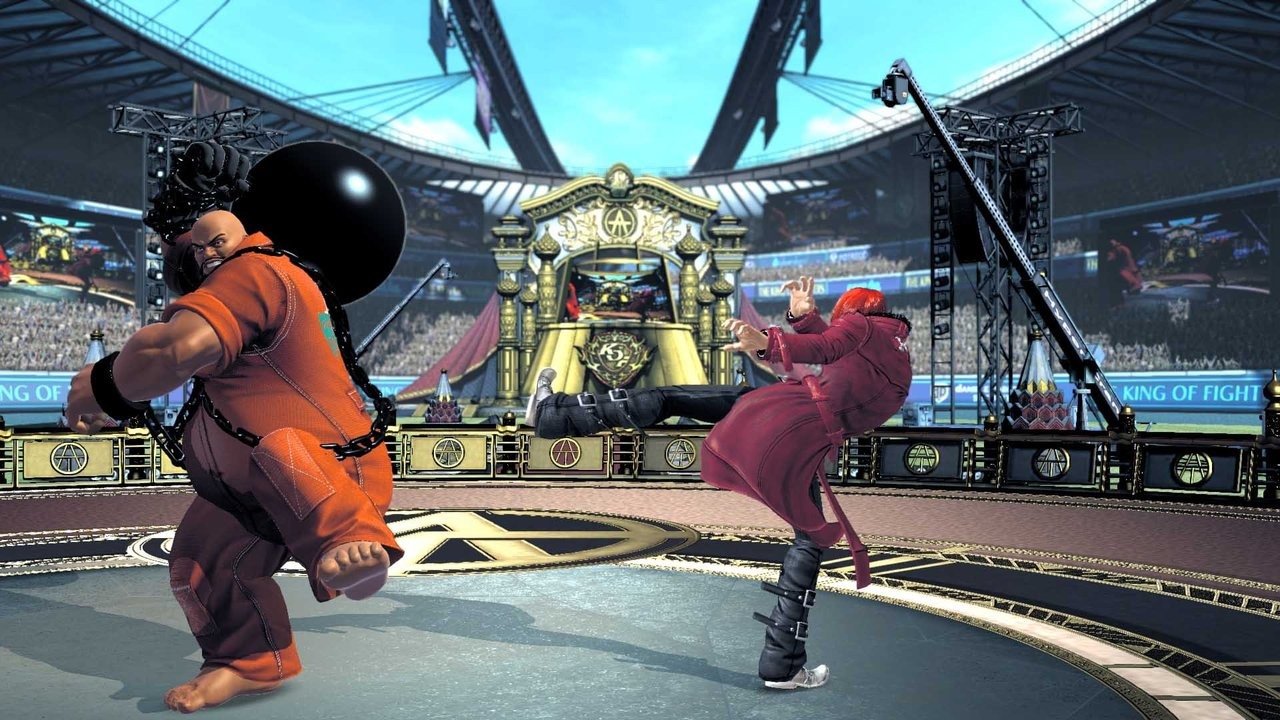 [PS4] THE KING OF FIGHTERS XIV 618738
