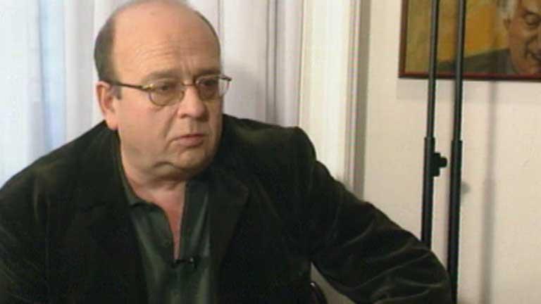 Se cumplen diez años de la muerte del escritor Manuel Vázquez Montalbán