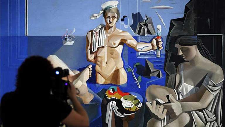 La exposición de Dalí en el Museo Reina Sofía es la más vista en la historia del museo
