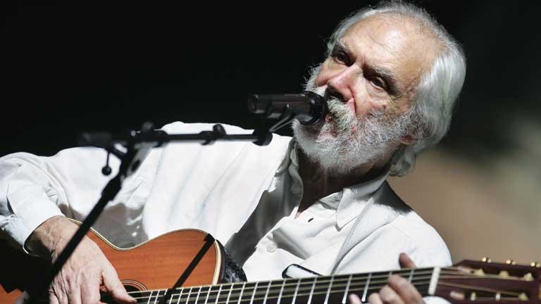 Fallece el cantautor Geoge Moustaki