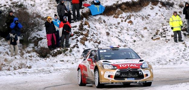 Rally de Montecarlo 1358358634558
