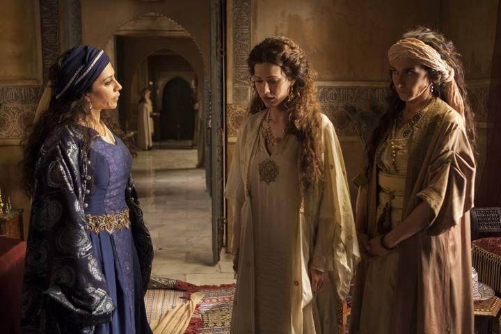 Aixa (finales del siglo XV, esposa de Muley Hacén) 1380878071834