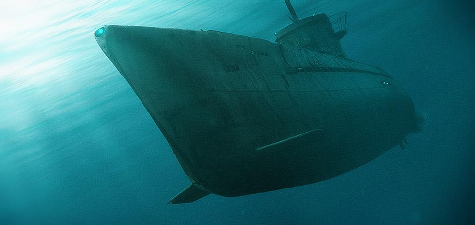 Si tu regardes trop l'abysse, l'abysse te regarde  (Corum Rath / Zinda Blake) The-submarine