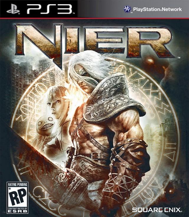 NIER : le devil may cry de Square-Enix 4b2369c80e4ec