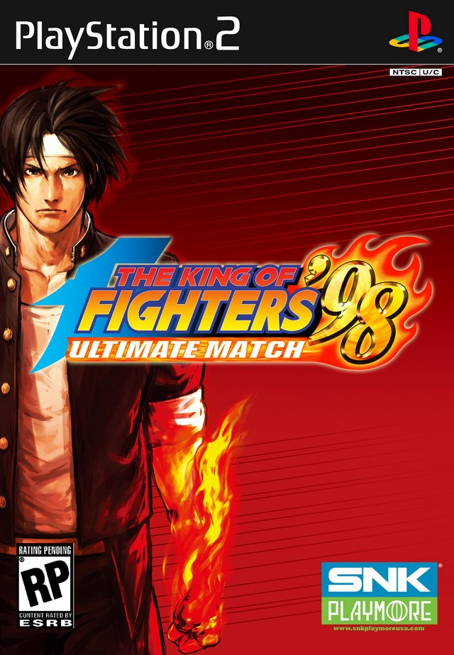 KOF '98 : Ultimate Match 1203693895-1