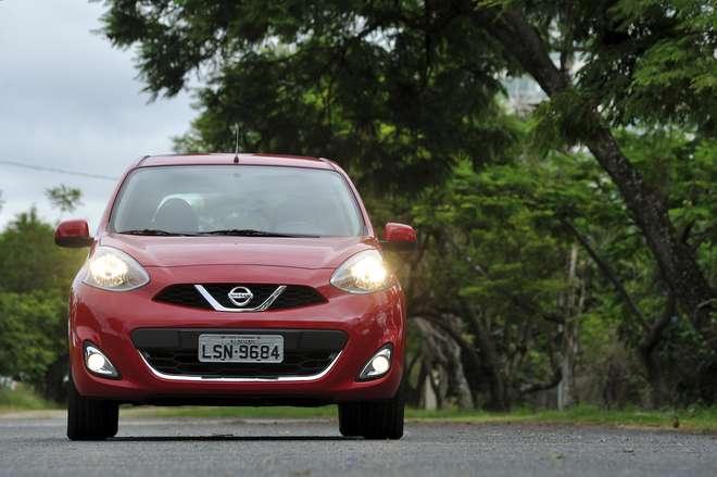 Nissan March ganha agilidade e eficiência com novo câmbio 220658_1