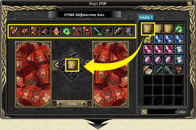 Magic POP Card Kullanımı ve Ödüller[Resimli] Magic_overview1_2