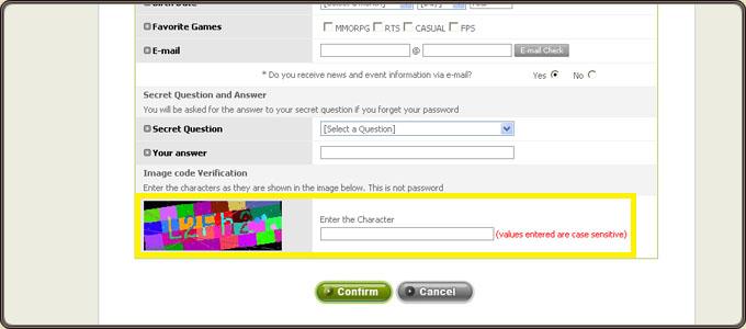 تحميل لعبة سيلك رود اونلاين Silkroad Online Client مجاناً Registration_how4_8