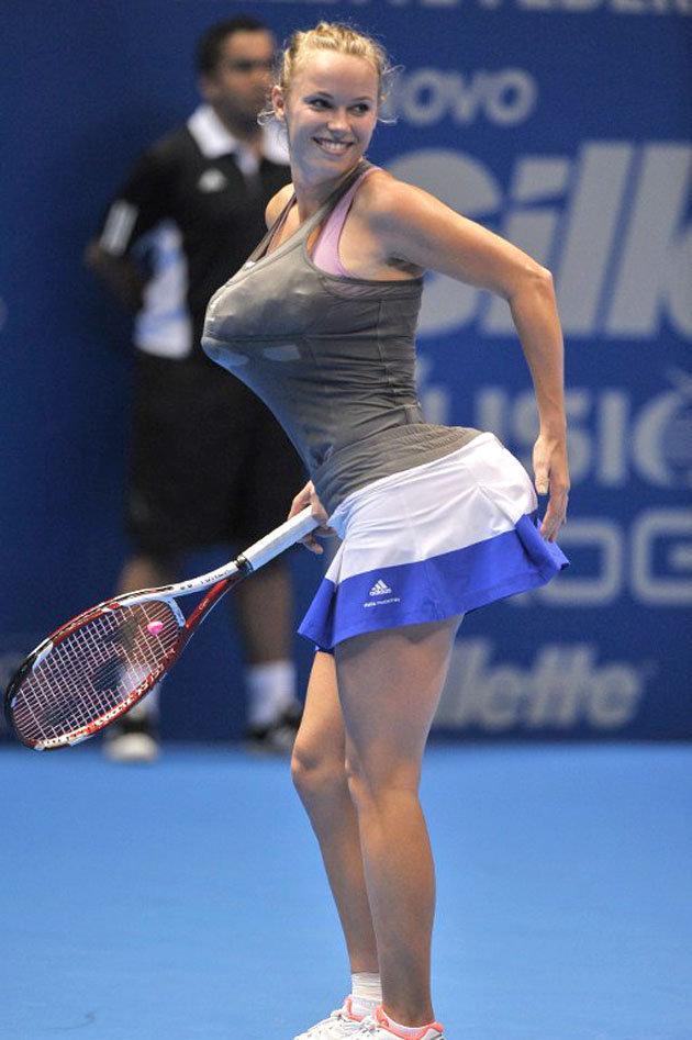 Photos et vidéos de Caroline Wozniacki - Page 2 Wozniacki
