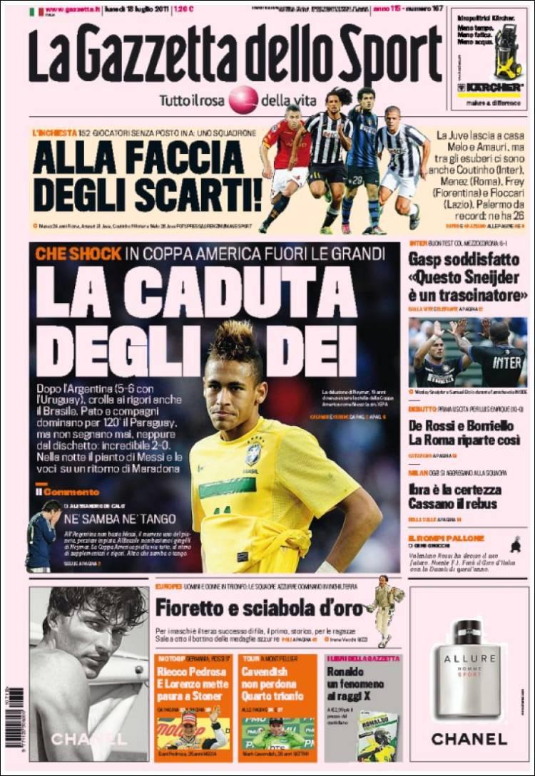 Capas dos Jornais Desportivos - Página 15 Gazzetta_sport.750