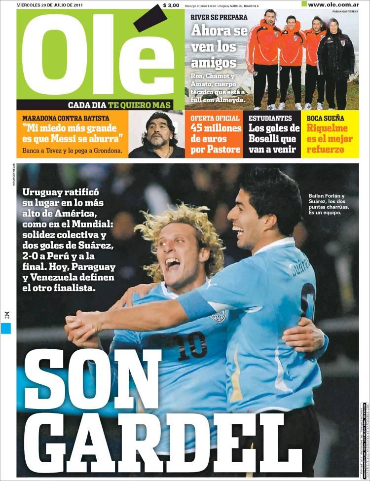 Capas dos Jornais Desportivos - Página 15 Ole.750