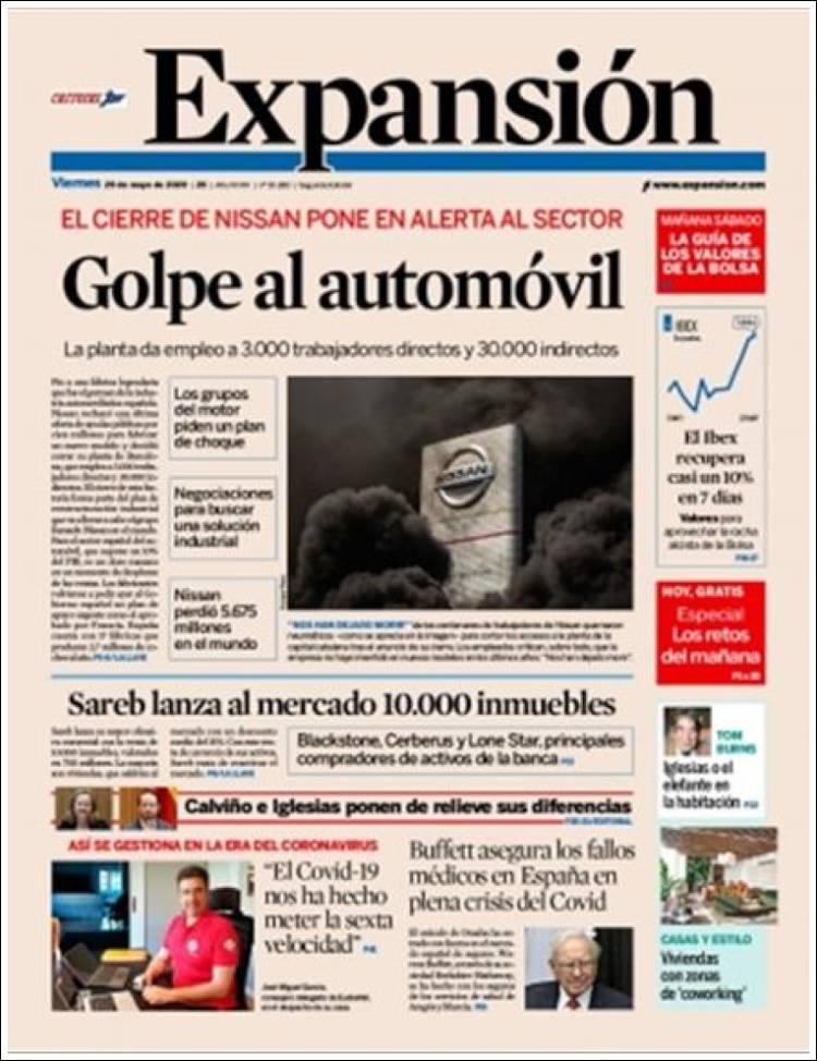 Diario Expansion 29-5-2020 Expansion.750