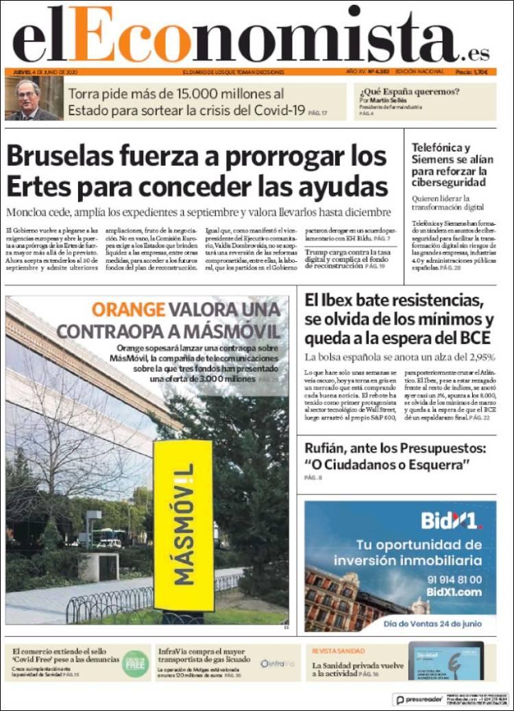 DIARIO EL ECONOMISTA 4-6-2020 Eleconomista.750