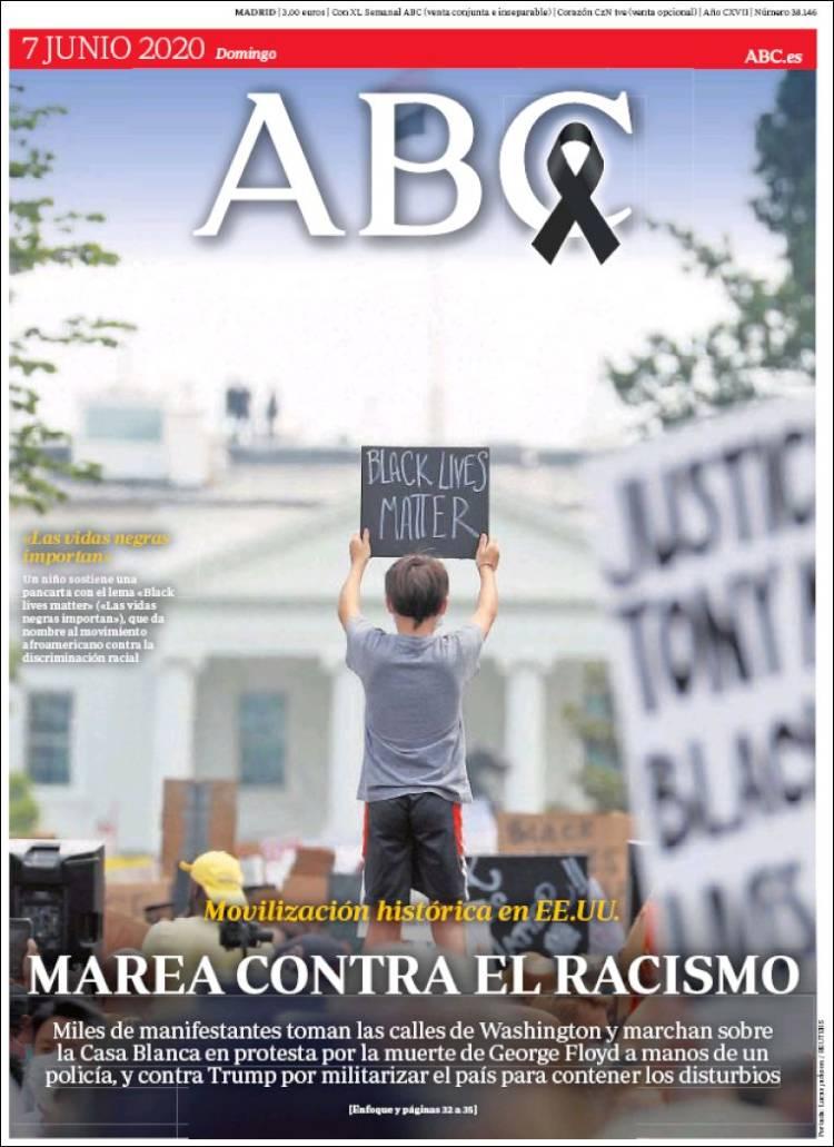 DIARIO ABC 7-6-2020 Abc.750