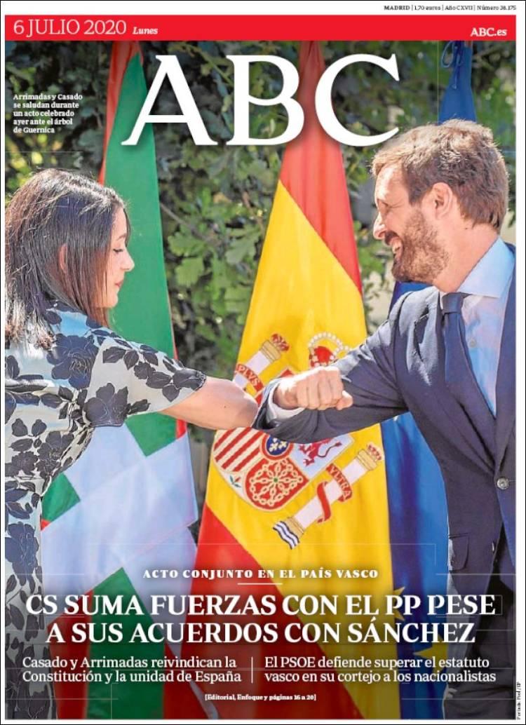 DIARIO ABC 6-7-2020 Abc.750