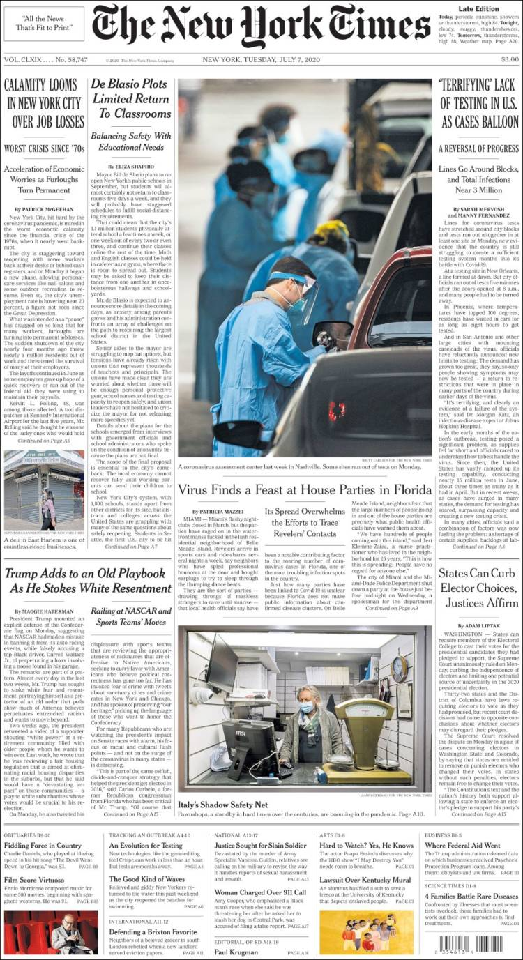 THE NEW YORK TIMES 7-7-2020 Newyork_times.750