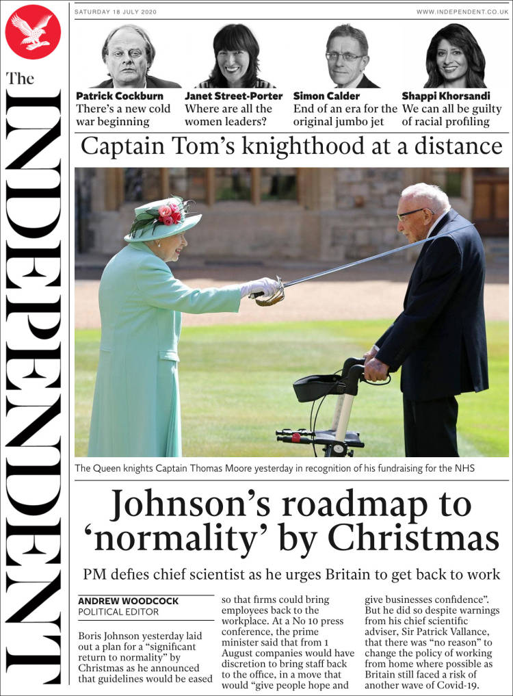 THE INDEPENDENT 18-7-2020 The_independent.750