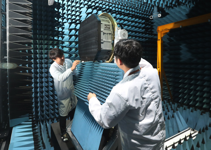 كوريا الجنوبيه ستستعين بشركة Elta الاسرائيليه لاختبار رادار AESA الخاص بالمقاتله KAI KF-X K2017071300206_naon