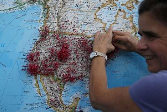 Avant l'éclipse solaire totale, la fièvre monte aux Etats-Unis 9317a5c_5852422-01-07