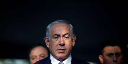 "Prince héritier saoudien""Israël a droit à un territoire"" C9a551a_HFSJER42_ISRAEL-NETANYAHU-CORRUPTION_0302_11"