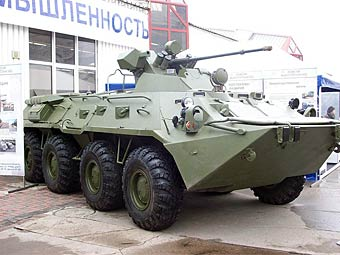 BTR-80/82A and variants: News Picture