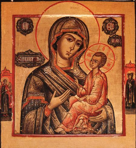 Тихвинская икона Божьей Матери 6208131_tihv1