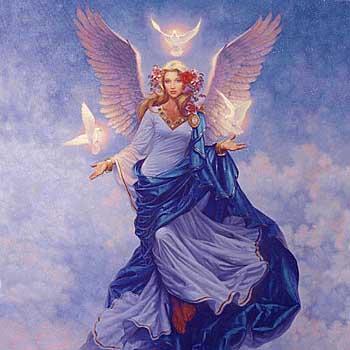 гадалка -  Стихия Воздух. Стихийная магия. Обряды. Ритуалы. Путь Ведьмы Воздуха 7103265_air