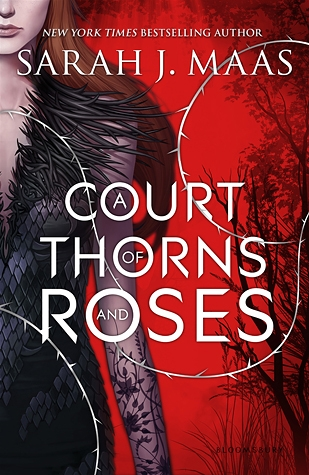 [Sarah J. Maas] A court of thorns and roses Tome 1  Couv21644535