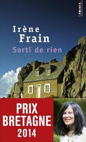 [Frain, Irène] Sorti de rien Couv62732199