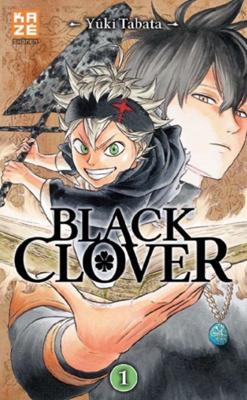 [Yuki Tabata] Black Clover  Couv5283910